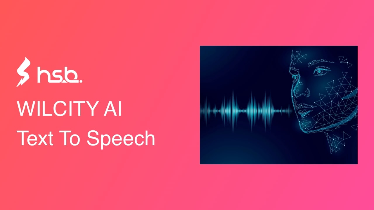 HsBlog AI Text To Speech is Available